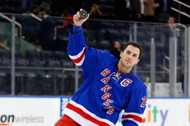 Ryan Callahan's Best in-Game Moments as a New York Ranger