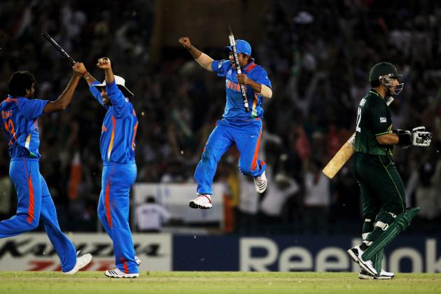 Ranking the Top 25 India vs. Pakistan ODIs of All Time