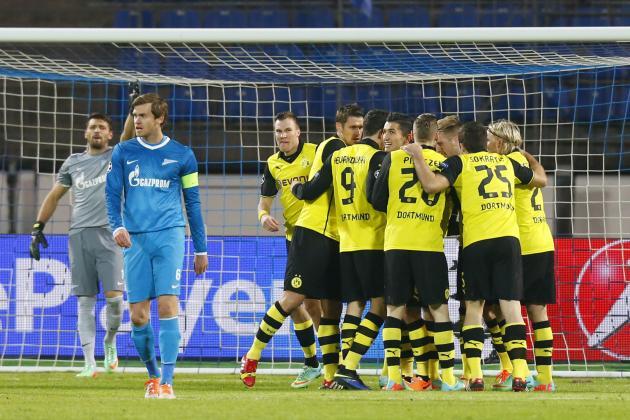Champions League Player Power Rankings: Real Madrid, Dortmund Win Big in Week 2