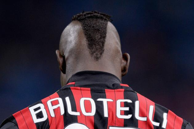 6 Questions You'd Love to Ask AC Milan Forward Mario Balotelli