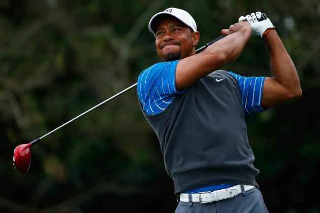 Tiger Woods at Honda Classic 2014: Daily Scores and Leaderboard Updates