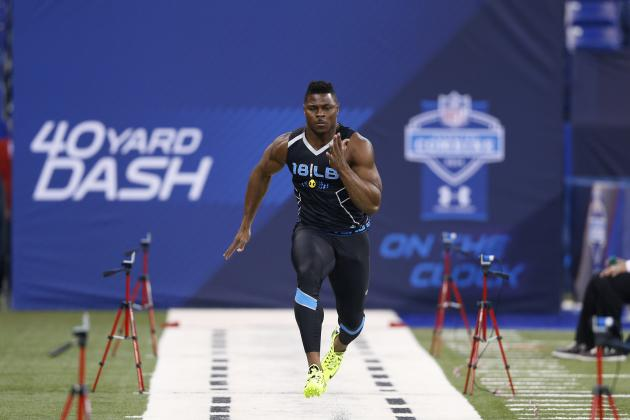 Khalil Mack and the 10 Most Explosive Athletes from the 2014 NFL Combine
