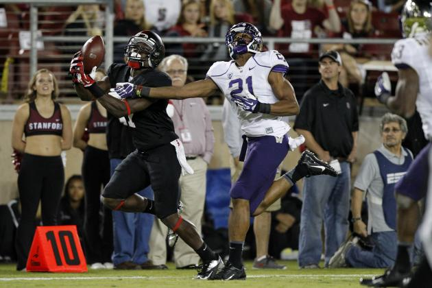 Power Ranking Top Pac-12 WRs Pre-2014 Spring Practice