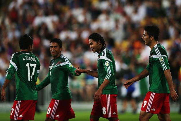 10 Surprise Contenders to Land a Spot in Mexico World Cup Squad
