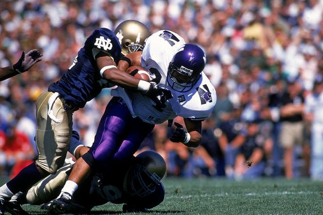 Notre Dame Football: Pre-Spring Opponent Preview: Northwestern