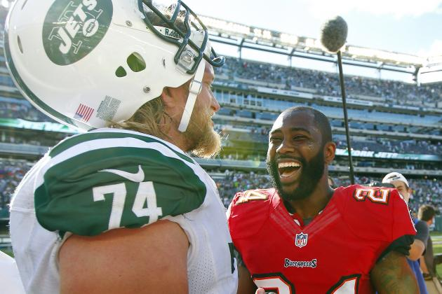 New York Jets: Ranking the 5 Best 1st-Round Draft Picks in Team History