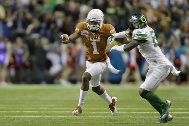 Texas Football: 5 Players with the Most to Prove at Pro Day