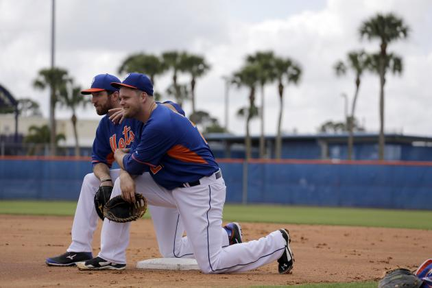 Ranking the Top 5 Most Anticipated 2014 Mets Spring Training Battles