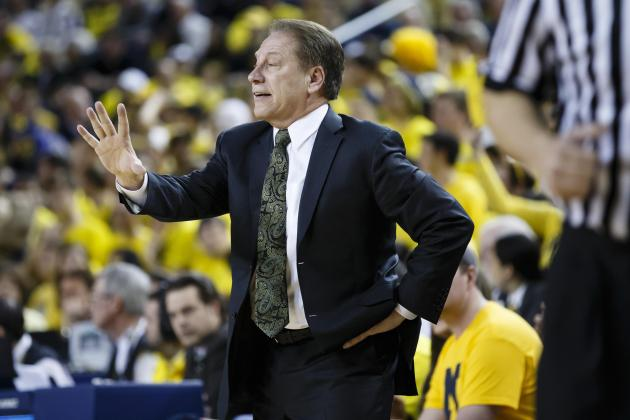 Michigan State Basketball: 5 Questions for Spartans' Home Stretch in B1G Play