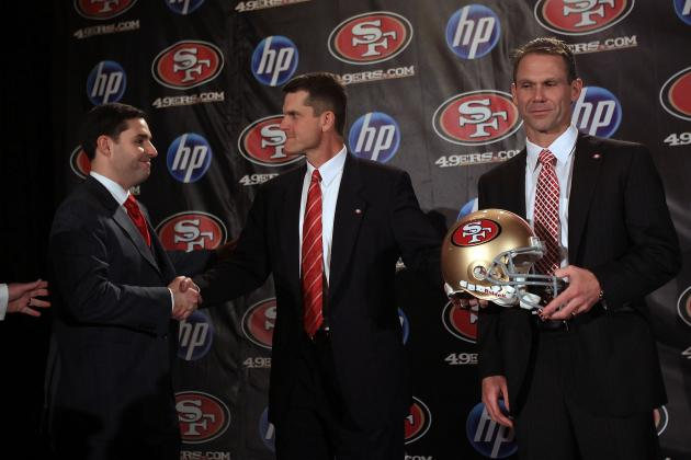 What Exactly Is Going On Within the San Francisco 49ers Front Office?