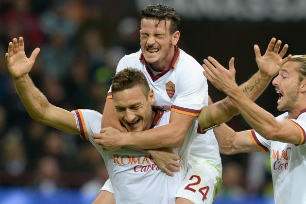 Tactical Battles That Will Shape Roma's Clash with Inter Milan