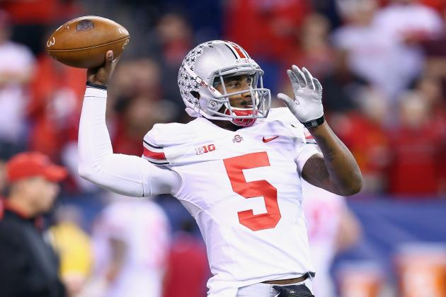 Big Ten Football:  Top 10 Contenders for 2014 Offensive Player of the Year