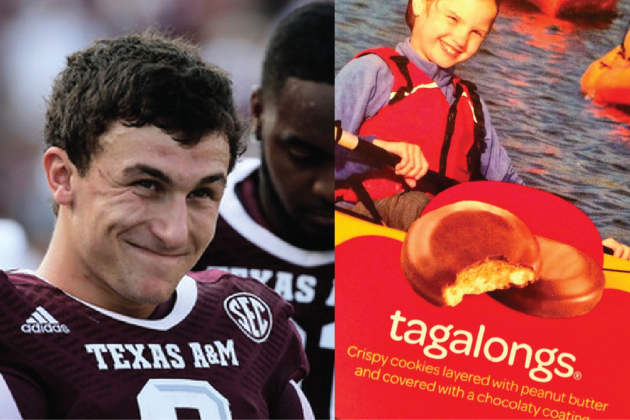 Comparing Athletes to Girl Scout Cookies