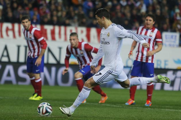 Picking a Combined Atletico Madrid-Real Madrid XI