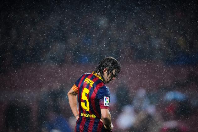 Ranking the Best Seasons of Carles Puyol's Barcelona Career