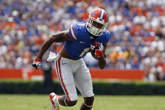 Florida Football: 5 Biggest Position Battles to Watch in Spring Practice