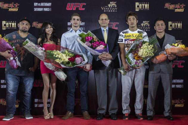 TUF China Finale: The Real Winners and Losers