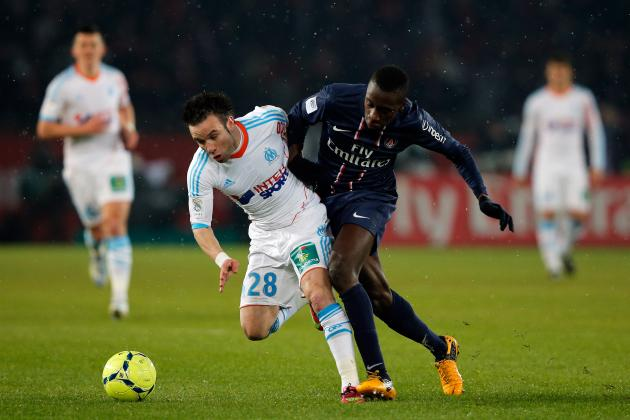 Key Battles That Will Shape Paris Saint-Germain's Clash with Marseille