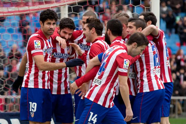 6 Reasons Why Atletico Madrid Are Not on Barcelona and Real Madrid's Level Yet