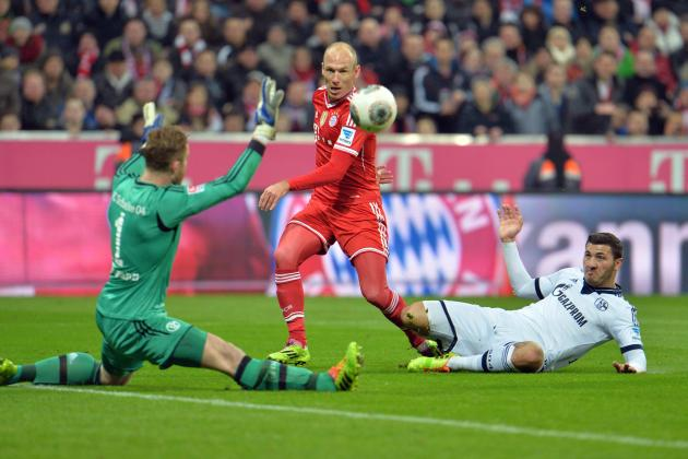 6 Things We Learned from Bayern vs. Schalke