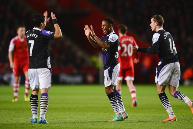 Southampton vs. Liverpool: 6 Things We Learned