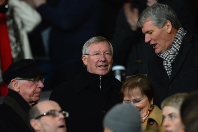Paper Gossip: No Fergie Return, United Eye 'New Ronaldo' and Sol's Race Claim