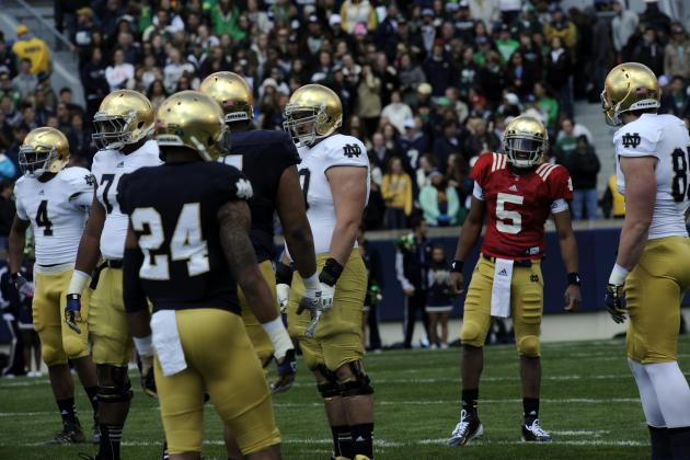Notre Dame Football: Position-by-Position Spring Practice Preview
