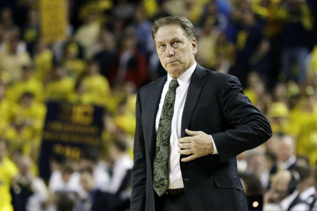 Michigan State Basketball: Spartans' 5 Biggest Concerns for the Postseason