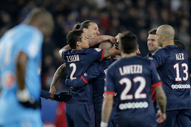 Paris Saint-Germain vs. Marseille: 6 Things We Learned