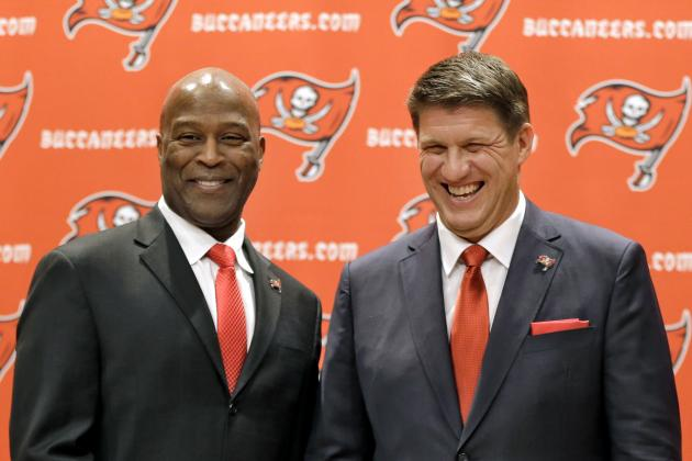 7-Round 2014 NFL Mock Draft for the Tampa Bay Buccaneers