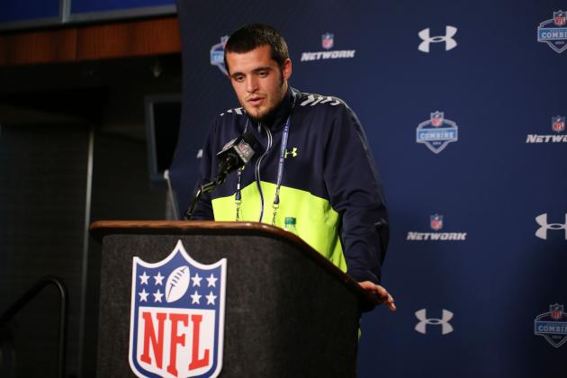2014 NFL Draft: Who's Trending In, Out of First Round?