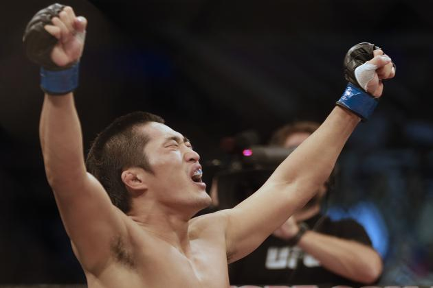 Dong Hyun Kim: 5 Fights for 'Stun Gun' to Take Next