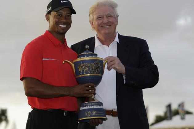 2014 WGC-Cadillac Championship: Top 10 Players to Watch at Trump Doral