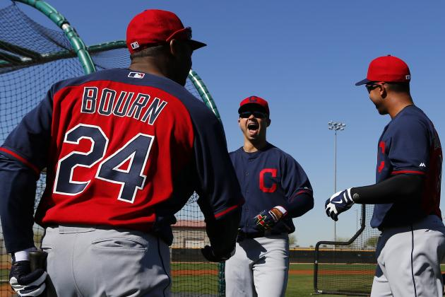 Projecting Cleveland Indians' Final 25-Man Roster at Start of Spring Training