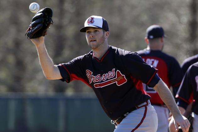 Projecting Atlanta Braves' Final 25-Man Roster at the Start of Spring Training