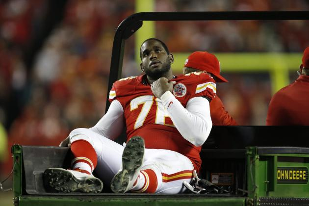 2014 NFL Free Agency: 4 Players the Kansas City Chiefs Should Let Walk