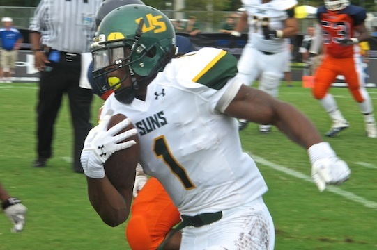 5 Schools That Could Flip 4-Star RB Jordan Scarlett from Florida Atlantic