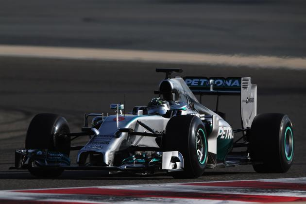 Power Ranking the Formula 1 Teams After Final Bahrain Preseason Test