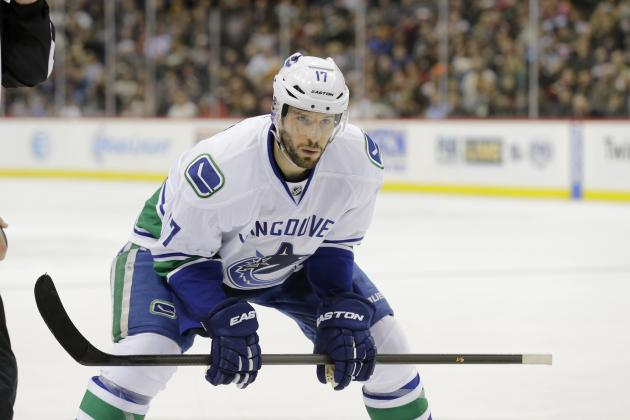 Ideal Targets for the Top Stanley Cup Contenders at the 2014 Trade Deadline
