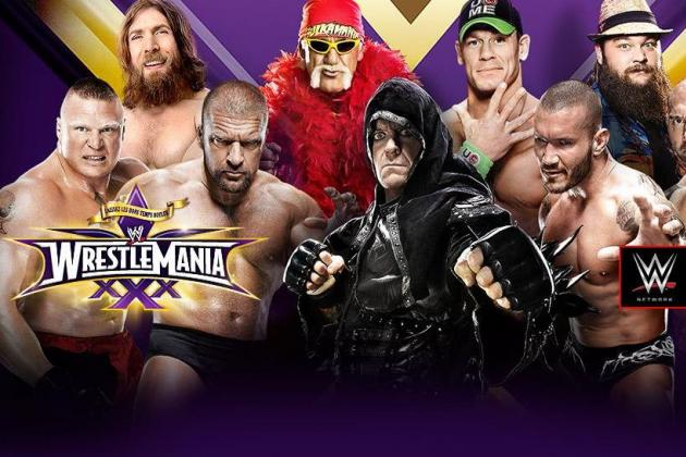 WWE WrestleMania 2014: How to Best Book Top Feuds for PPV