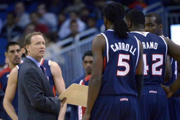 Grading Mike Budenholzer's Season for the Atlanta Hawks so Far