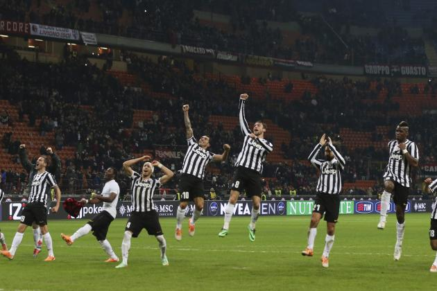 Milan 0-2 Juventus: 6 Things We Learned