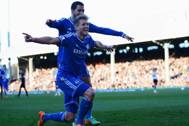 Premier League Player Power Rankings: Luis Suarez, Hazard and Cahill Dominate