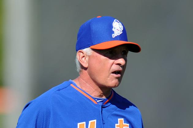 Projecting Mets' Final 25-Man Roster at the Start of Spring Training