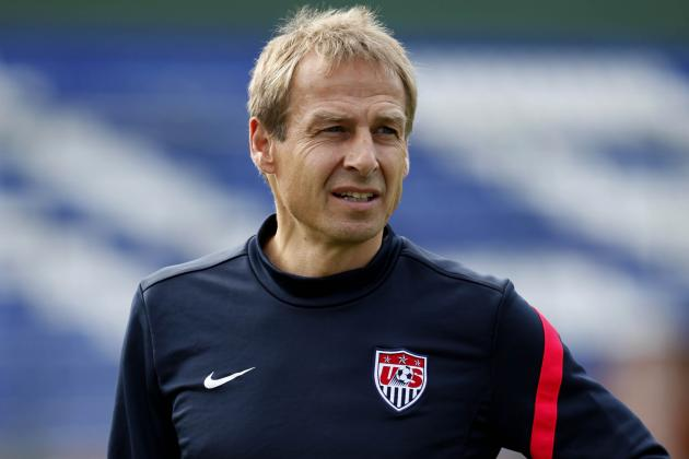 5 Things USA Coach Jurgen Klinsmann Should Experiment with vs. Ukraine