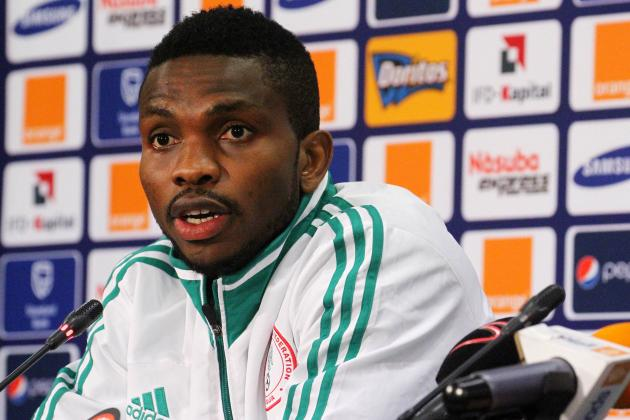 5 Things Nigeria Coach Stephen Keshi Should Experiment with vs. Mexico