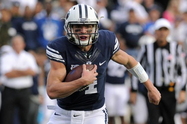 BYU Football: Position-by-Position Spring Practice Preview
