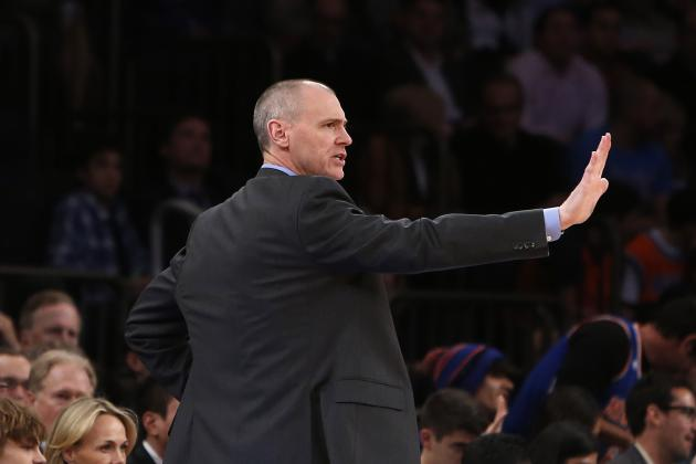 Grading Rick Carlisle's Season for the Dallas Mavericks So Far