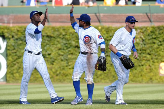 Projecting the Cubs' Final 25-Man Roster at the Start of Spring Training