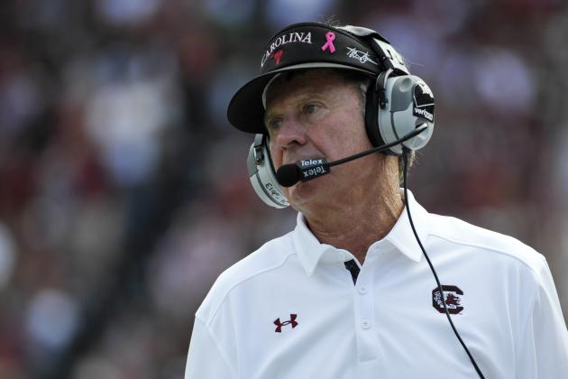 South Carolina Football: Position-by-Position Spring Practice Preview